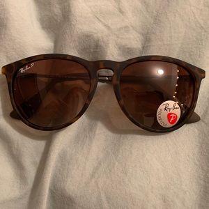 New Polarized Erica Ray-Ban Sunglasses